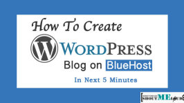 How To Create WordPress Blog on Bluehost In Next 5 Minutes