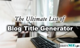 5 Free Blog Title Generators for Writing Catchy Post Headlines