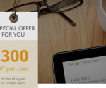 Google Apps Voucher