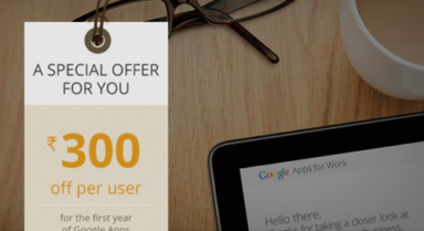 G Suite Voucher: 2019 [Exclusive offer]