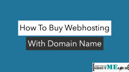 How To Buy Web hosting With Domain Name For Your WordPress Blog