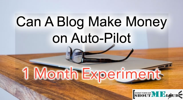 I Made Money on Auto Pilot Blog