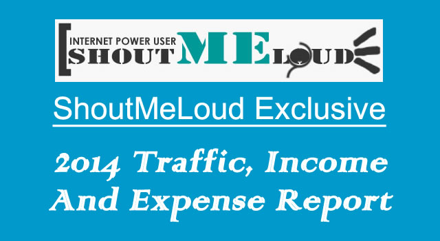 Shoutmeloud 2014 Report