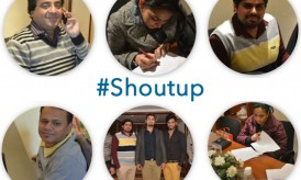 Highlights From #ShoutUp Blogging Workshop