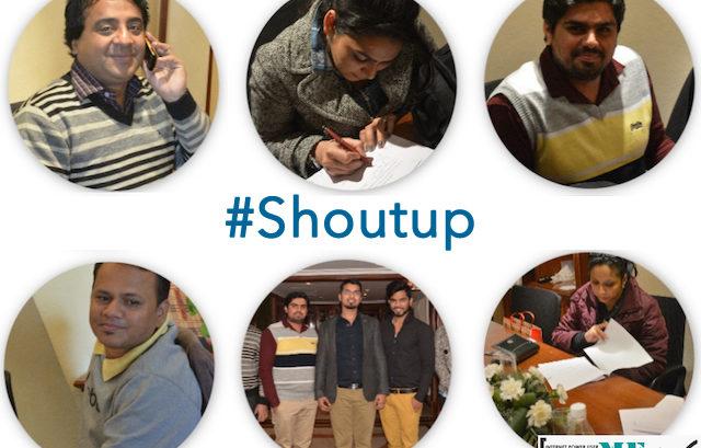 Highlights From #ShoutUp Blogging Workshop