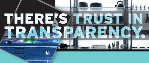 Transparent income report