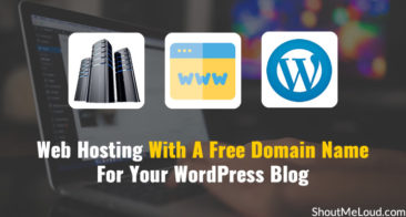 How To Buy Web Hosting With A Free Domain Name For Your WordPress Blog