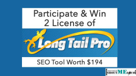 Participate & Win 2 License of LongTailPro SEO Tool Worth $194