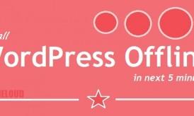 Install WordPress Offline in Windows Using EasyPHP DevServer