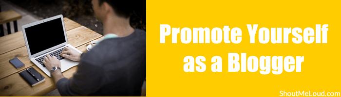 Blog Promotion Tactics