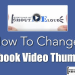 How To Change Facebook Video Thumbnail