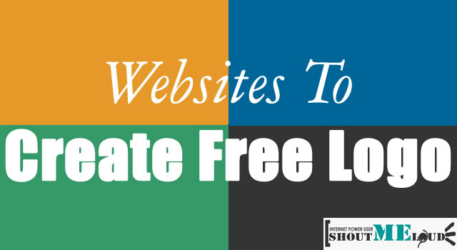 7 awesome websites to create free logo for your business I want to design my own home online