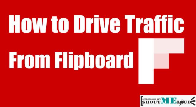 Drive Traffic From Flipboard