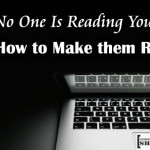 Why No One Is Reading Your Blog And How to Make them Read?
