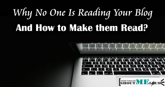 Increase Blog Readers