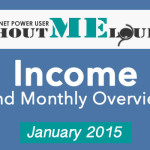 ShoutMeLoud January 2015 Traffic & Earning Report