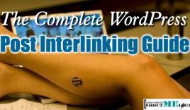 4 Best Solution For Blog Posts Interlinking in WordPress