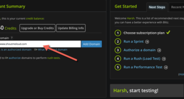 How To Test Performance & Load of Your Web-hosting Using Blitz