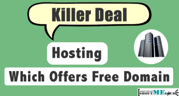 Popular Web-Hosting Companies That Offers Free Domain Name
