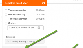 SideKick By HubSpot – Free Email Tracking & Schedule Email