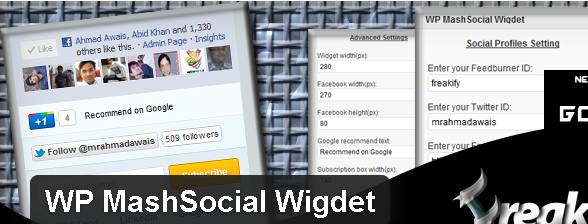 WP-MashSocial-Wigdet