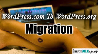 How To Move Your WordPress-com Blog To WordPress-org on Bluehost or Other Hosting