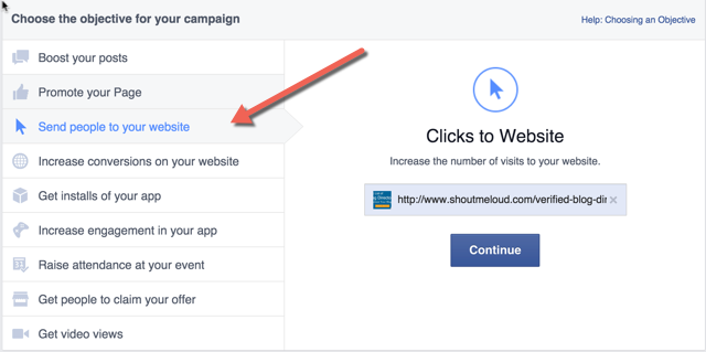 buy Website Traffic Facebook Ads