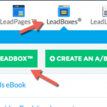 How To Setup Lead Magnet WithIn Blog Post Using LeadPages