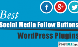 Best Social Media Follow Buttons WordPress Plugins- 2016