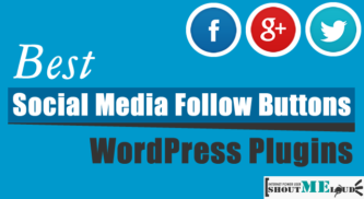 Best Social Media Follow Buttons WordPress Plugins- 2017