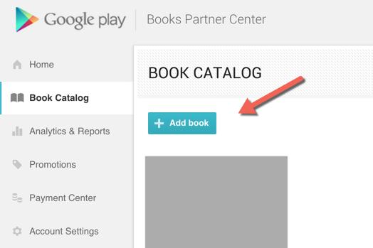 add book to google book store