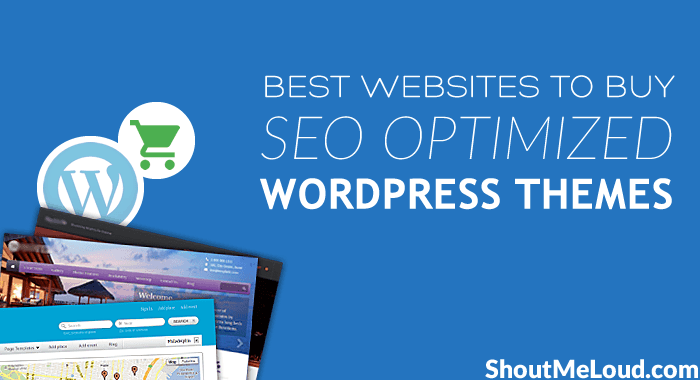 Best Websites To Buy SEO Optimized WordPress Themes: 2018