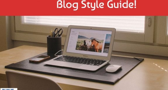 Blog Style Writing Guide