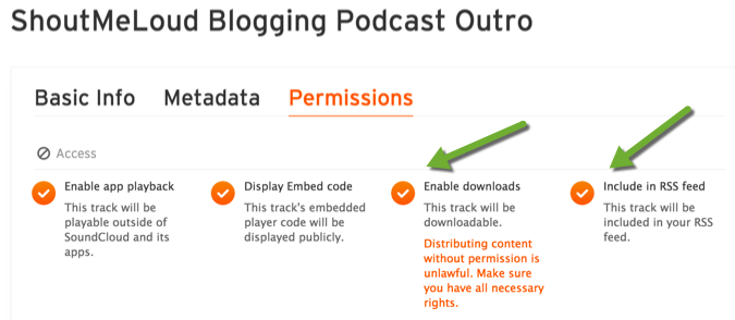 How To Publish Podcast To iTunes Store Using SoundCloud