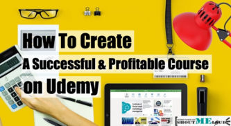 How To Create A Successful & Profitable Course on Udemy
