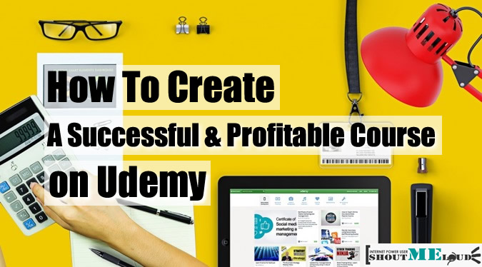 Creating Successsful Udemy Course