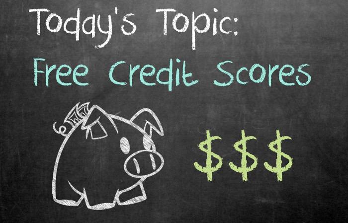 Punteggio di credito gratuito