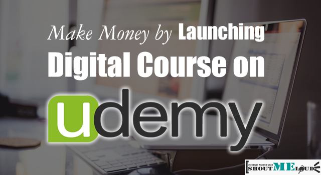 Make Money From Course on Udemy