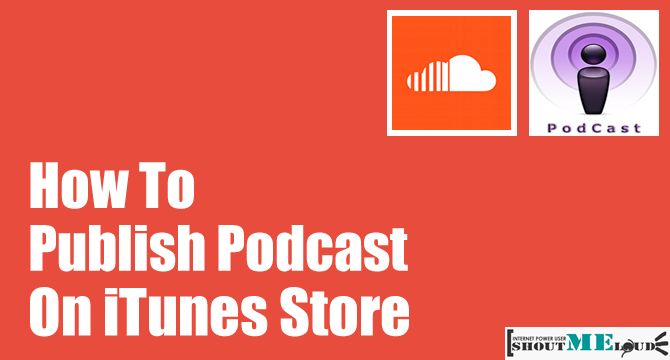 Publish Podcast On iTunes Store