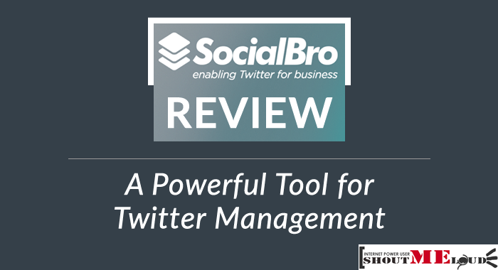 Socialbro Review