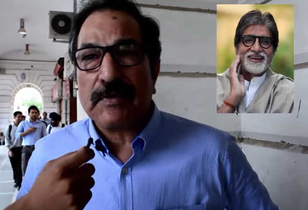 Amitabh Bachchan's blog Fan shares His Insights on Blogging