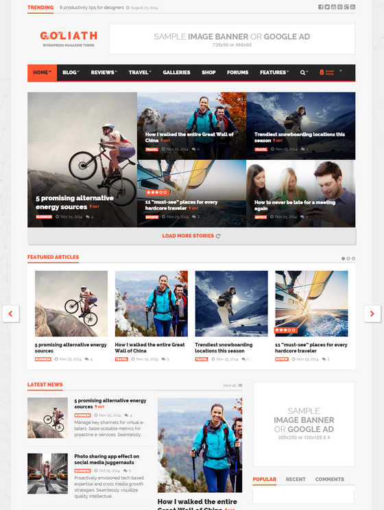 15 Best AdSense Optimized WordPress Themes For Earning More