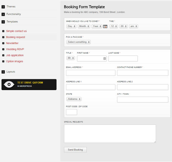 contact form 7 conditional logic how to make a group