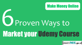 6 Proven Ways to Market your Udemy Course