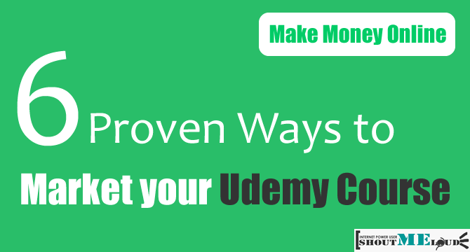 Udemy Course Marketing