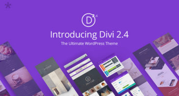 Divi 2.4 Preview – Smartest WordPress Theme on the Planet