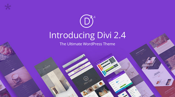 Introducing Divi 2.4