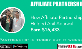 How Affiliate Partnership Helped Anil Agarwal Earn $16,433