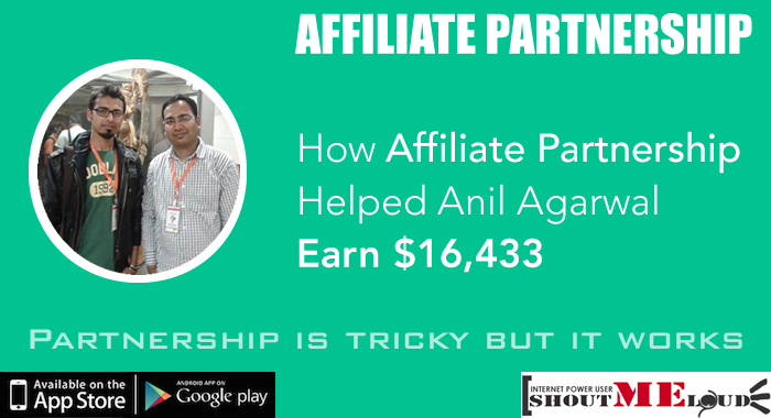 How Affiliate Partnership Helped another Blogger Earn $16,433