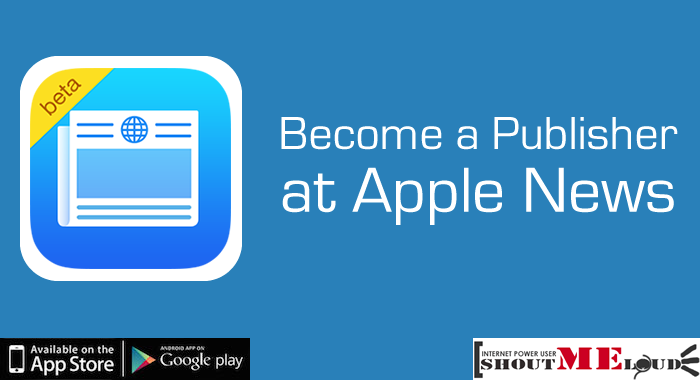 Become Apple News Publisher
